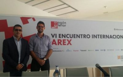 Agroveco in the VI AREX INTERNATIONAL MEETING