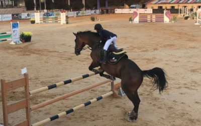 Equusline exposure at the 2 CSI W 2* in Jordan