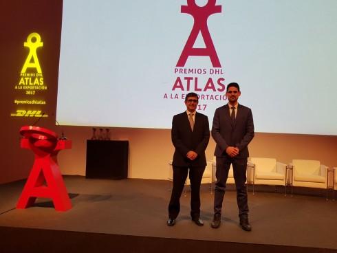 Agroveco Finalista de los premios DHL ATLAS a la Exportación 2017