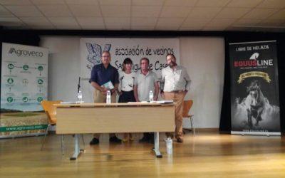 Primer concurso de Microrrelatos de Casetas, organizado por la Asociación de Vecinos de San Miguel.