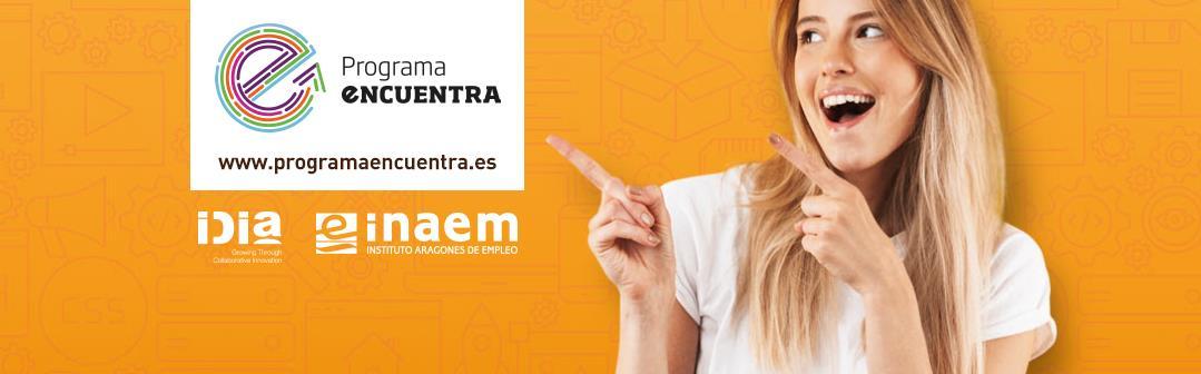 IDiA apuesta por la innovación y el empleo en Aragón con el Programa eNCUENTRA