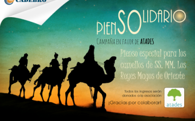 Campaña «PienSOlidario» Cadebro – Agroveco