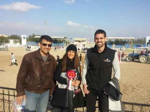 Visitamos a nuestros importadores de Oriente Medio y Egipto