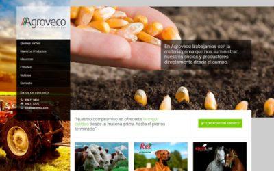 Agroveco-nueva web corporativa