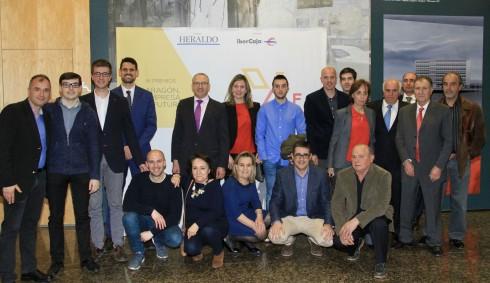 Cadebro Finalista de los Premios Aragón Empresa y Futuro