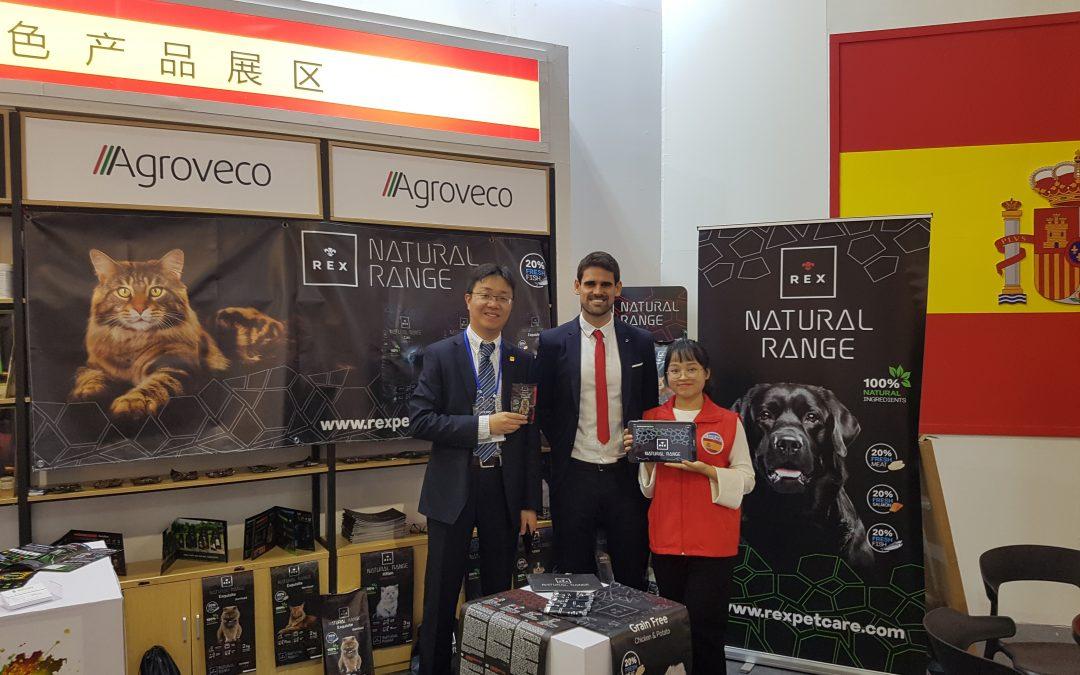 Agroveco prepara su introducción en el mercado chino