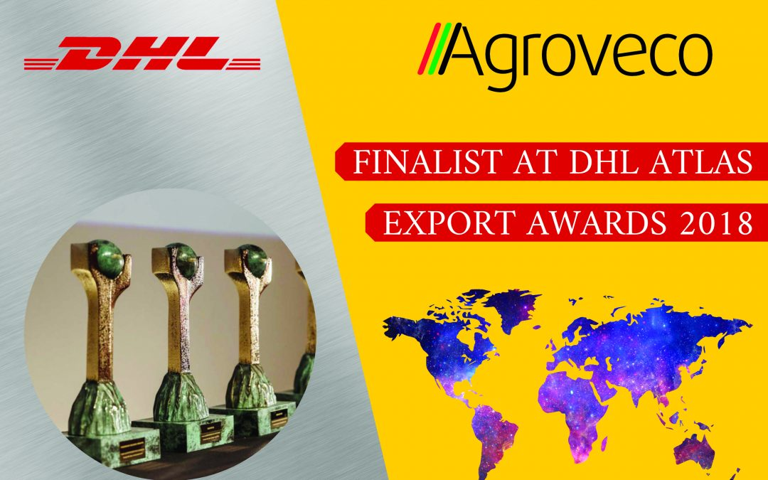 Agroveco Finalist again in DHL Export Awards