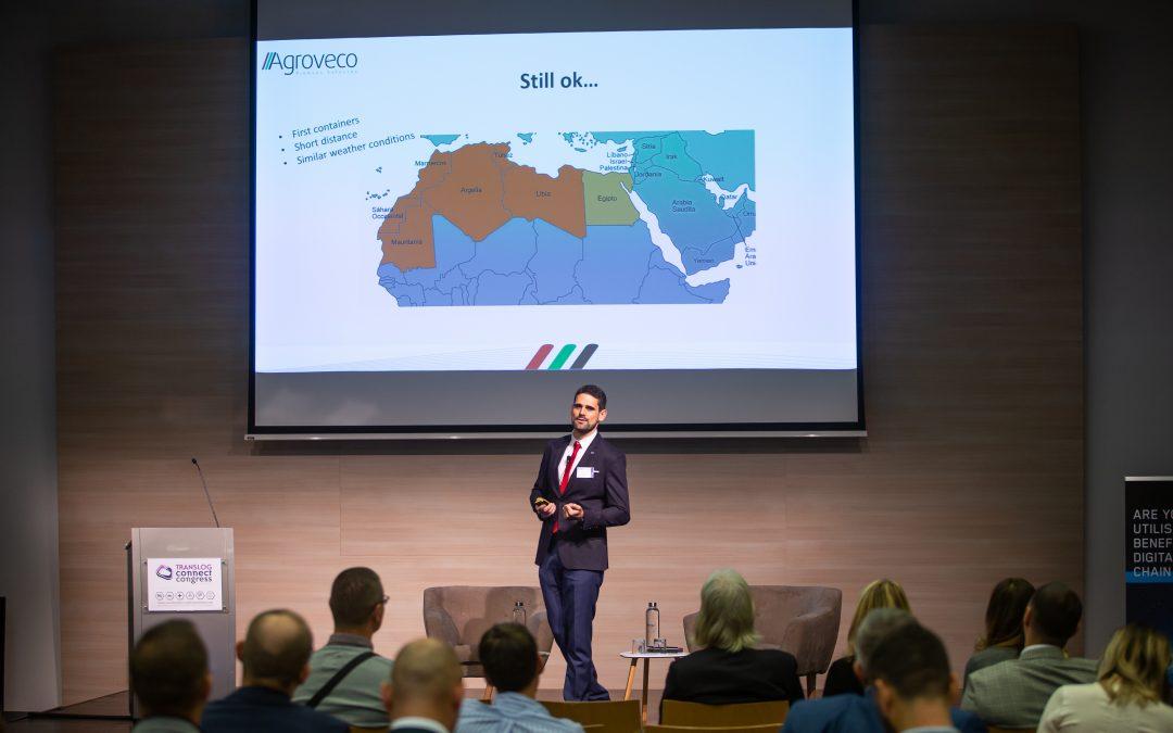 GRUPO AGROVECO se consolida en el mayor evento logístico de Europa Central y de Europa del Este