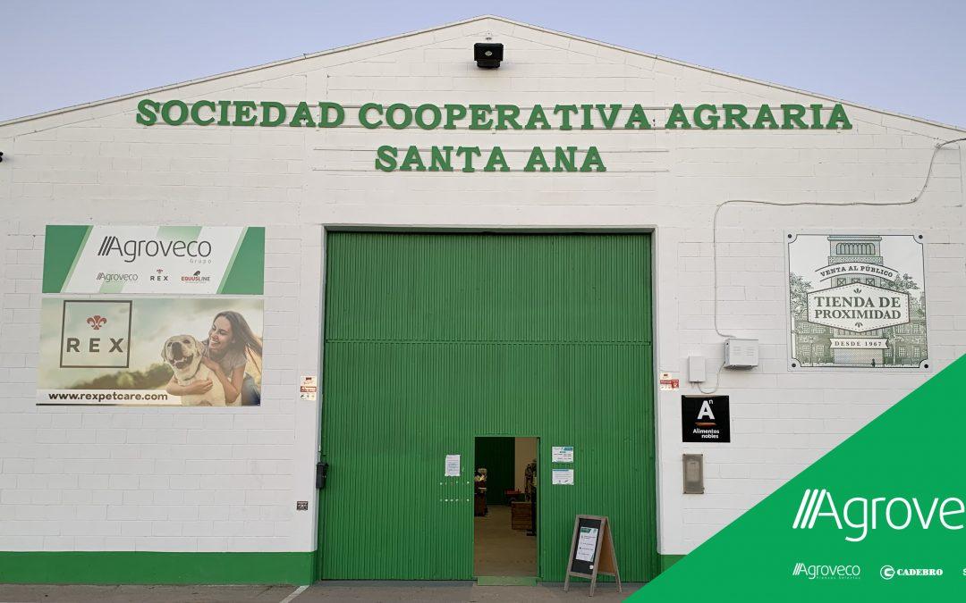 Fusión de Grupo Agroveco y Cooperativa Agraria Santa Ana