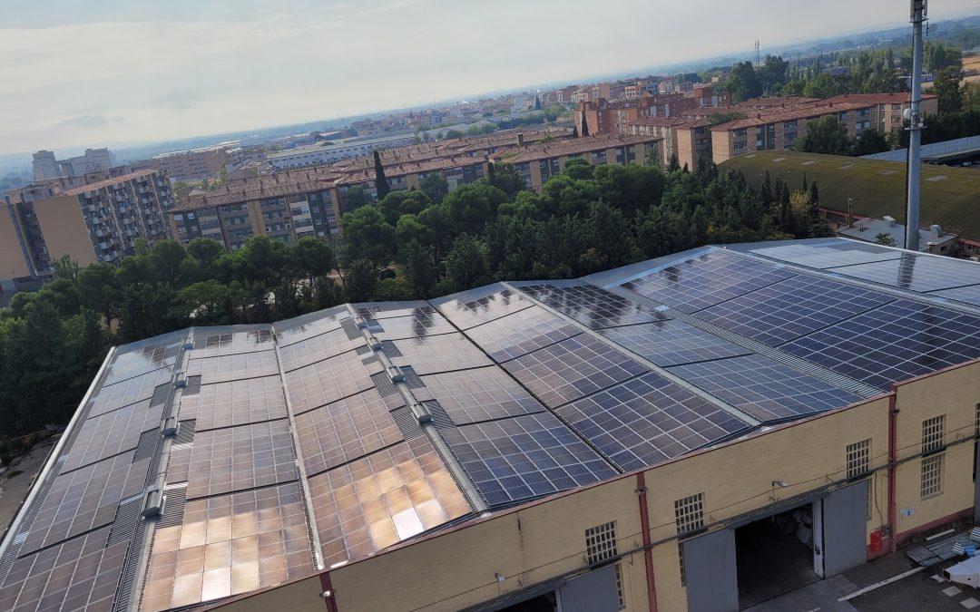 Grupo Agroveco apuesta por la energía solar